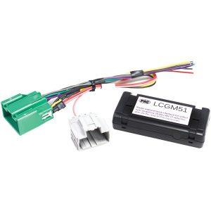 PAC LCGM51 Radio Replacement Interface for Select Nonamplified GM Vehicles (29-Bit