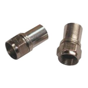 Eagle Aspen 500291 Radial Compression RG6 Connectors with O-Ring