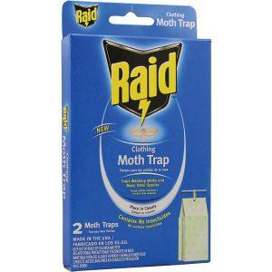 PIC CMOTHRAID Raid Clothing Moth Trap