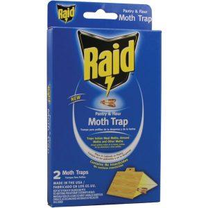 PIC PMOTHRAID Raid Pantry Moth Trap