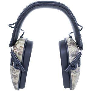 Walker's Game Ear GWP-RSEM-KPT Razor Series Slim Shooter Electronic Folding Muff (Kryptek Camo)