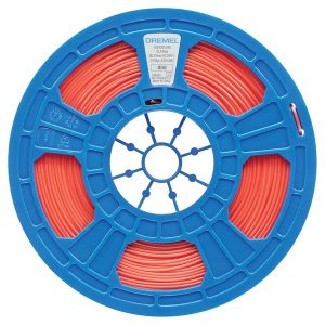 Dremel PLA-RED-01 .75 kg PLA 3D Printer Filament (Red)