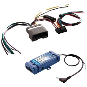 PAC RP4-CH11 All-in-One Radio Replacement & Steering Wheel Control Interface (For select Chrysler vehicles with CANbus)