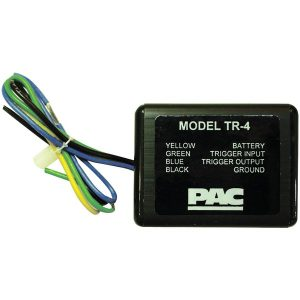 PAC TR-4 Low-Voltage Remote Turn-on Trigger