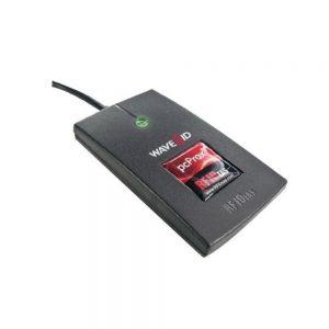 RF Ideas Prox II 82 Series Smart USB Smart Card Reader RDR-6G82AKU