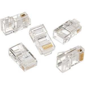 IDEAL 86-396 RJ45 8P8C Mod Plug (Bag of 100)