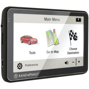 "Rand McNally 528015958 Road Explorer 5 5"" Advanced Car GPS with Free Lifetime Maps"