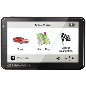 "Rand McNally 528015966 Road Explorer 7 6"" Advanced Car GPS with Free Lifetime Maps"