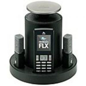 Revolabs FLX2 IP Conference Station - 1 x Total Line - VoIP - SpeakerphoneNetwork (RJ-45) - USB - Color