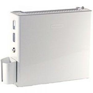 Rubbermaid Healthcare 1780994 Technology Box - White