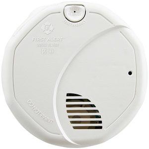 First Alert 1039828 Dual-Sensor Smoke & Fire Alarm