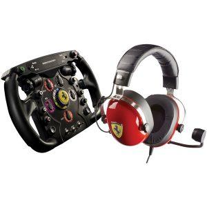 Thrustmaster 4160764 Scuderia Ferrari Race Kit