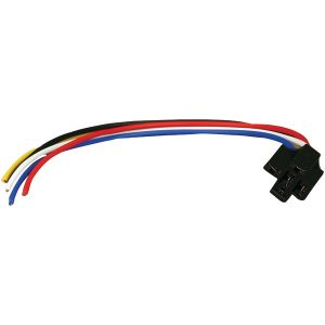 """Install Bay ERS-123 Socket Relay (With 12"""" Leads"""