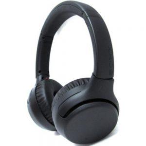SONY WH-XB700/B Wireless On-Ear Headphones - Bluetooth - Black