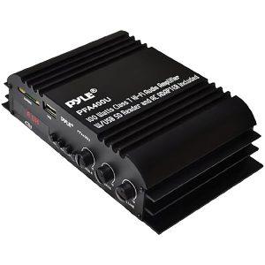 Pyle PFA400U 100-Watt Class-T Hi-Fi Audio Amp