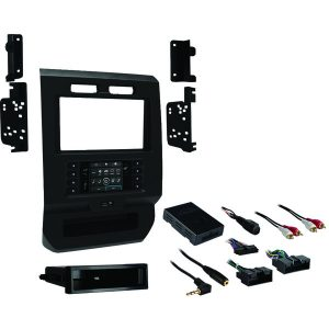 Metra 99-5834CH TurboTouch Kit for 2015 & Up Ford F-150