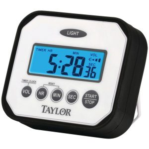 Taylor Precision Products 5863 Splash 'N' Drop Timer