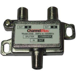 ChannelPlus 2532 Splitter/Combiner (2 way)