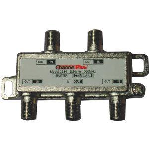 ChannelPlus 2534 Splitter/Combiner (4 way)
