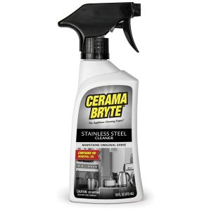 Cerama Bryte 40616 Stainless Steel Appliance Cleaner