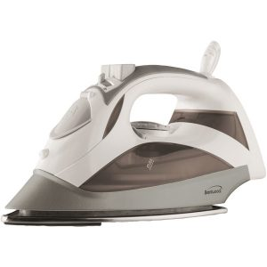 Brentwood Appliances MPI-90W Steam Iron with Auto Shutoff (White)