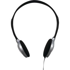 Maxell 190318 Lightweight Swivel On-Ear Stereo Headphones