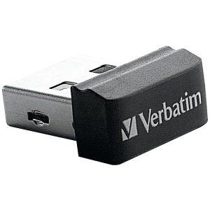 Verbatim 98130 Store 'n' Stay Nano USB Flash Drive (32GB)