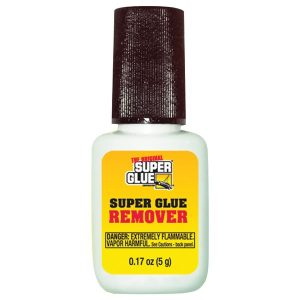 The Original SuperGlue SGR12 Super Glue Gel Remover
