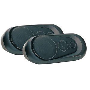 "Pioneer TS-X150 5.25"" 60-Watt 3-Way Surface-Mount Speakers"