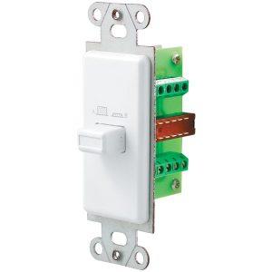 Pro-Wire IW-101 Source/Speaker Switch (White)