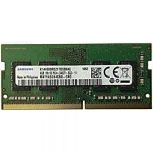 Samsung 4GB DDR4 SDRAM Memory Module - 4 GB - DDR4-2400/PC4-19200 DDR4 SDRAM - CL17 - 1.20 V - Non-ECC - Unbuffered - 260-pin - SoDIMM