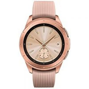 Samsung SM-R810NZDAXAR 42mm Galaxy Smart Watch - Bluetooth - Rose Gold
