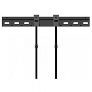 Sanus QML22-B2 Low-Profile Wall Mount for 32 to 50-inch TVs - Black