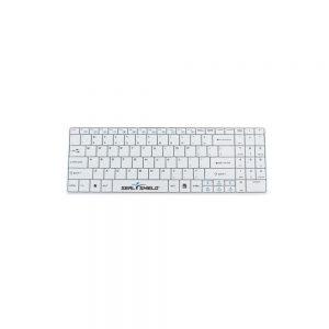 Seal Shield Wireless Waterproof Keyboard White SSWKSV099WP