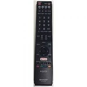 Sharp GB172WJSA Remote Control - 2 x AAA - Batteries Not Included