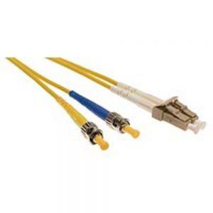 Shaxon FCSTLCS01M-B 3.3 Feet Singlemode Fiber Optic Patch Cable - 1 x ST Male