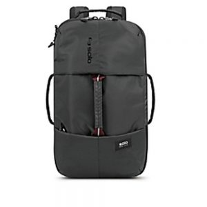 Solo VAR600-4 All-Star Hybrid Notebook Backpack Duffel - Black