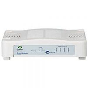 Sonus Tenor Series TEN-AFT-200 2-Port VOIP Trunking Gateway - White
