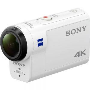 Sony FDR-X3000R Digital Camcorder - Exmor R CMOS - Full HD - 16:9 - 8.2 Megapixel Video - MP4