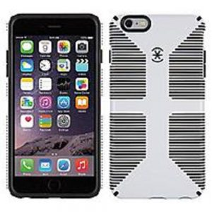 Speck SPK-A3373 Candyshell Grip Case for iPhone 6 Plus - White