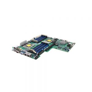Super Micro X9DBU-IF Intel C602 Chipset DDR3 Dual Socket B2 LGA1356 Motherboard MBD-X9DBU-IF-B