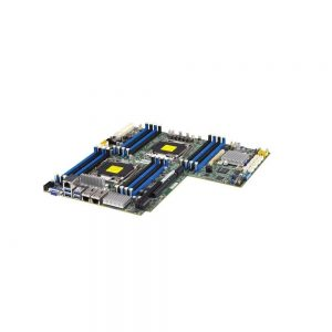 SuperMicro X10DRW-ET-O Intel C612 Chipset DDR4 Dual Socket LGA2011 Motherboard Bulk MBD-X10DRW-ET