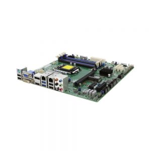SuperMicro X10SLQ Intel Q87 Chipset DDR3 Single Socket LGA1150 microATX Motherboard MBD-X10SLQ-B