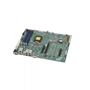 SuperMicro -X11SSI-LN4F-O Intel C236 DDR4 Xeon Single Socket H4 LGA1151 ATX MBD-X11SSI-LN4F-O Server Motherboard