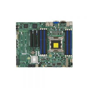SuperMicro X9SRi-F Intel C602 Chipset Socket LGA-2011 ATX Server Motherboard MBD-X9SRI-F-O