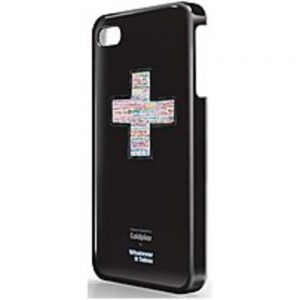 Symtek WUS-I4S-TCP01 Whatever It Takes Coldplay Designed Protective iPhone 4