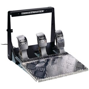 Thrustmaster 4060065 T3PA-PRO 3-Pedal Add-on Pedal Set