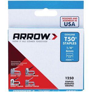 Arrow 50424 T50 Staples