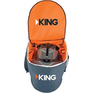 KING CB1000 KING Quest/KING Tailgater Padded Carry Bag