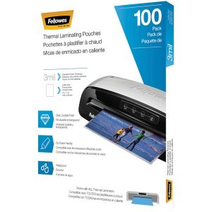Fellowes 5743301 Thermal Laminating Pouches